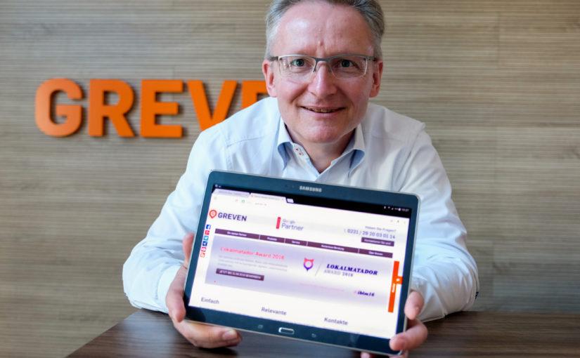 Köln - Patrick Hünemohr, Sprecher der Geschäftsführung der GREVEN Medien Gruppe Köln